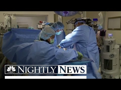 Appendicitis May Be Treatable With Antibiotics | NBC Nightly News