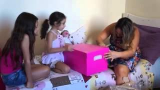 A chegada da princesinha Maria Luiza  bebê Reborn   YouTube1
