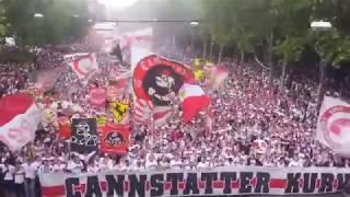 BEST OF VFB Stuttgart Fans [HD]    2017