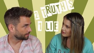 2 TRUTHS 1 LIE W/ CHRIS THOMPSON