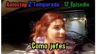 """Autostop 2 Temporada - 17 Episodio """"Como jefes"""""""