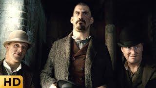 Драка с громилой. Шерлок Холмс.