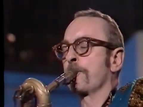 "Pepper Adams, Baritone Sax, ""Once Around"", Thad Jones & Mel Lewis, Jazz Festival, Montreux 1974"