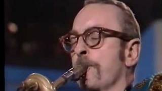 "Pepper Adams, Baritone Sax, ""Once Around"", Thad Jones & Mel Lewis, Jazz Festival, Montreux 1974"