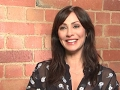 watch he video of Natalie Imbruglia: on the road I'm like an athlete