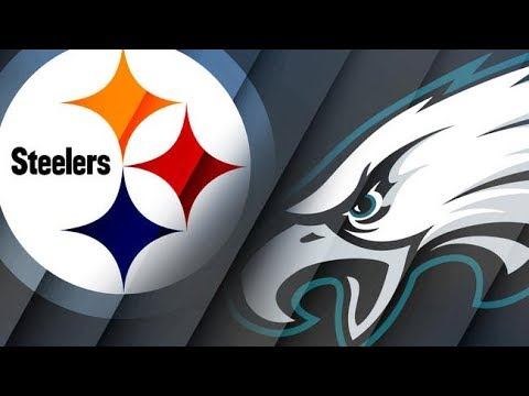NFL LIVE | STEELERS Vs EAGLES LIVE STREAM HD - NFL PRESEASON 2018