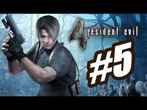 Resident Evil 4: Don't Shoot the Water - Part 5 (1080p/60fps)