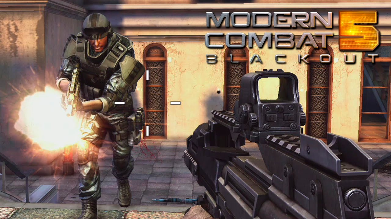 modern combat 5 para pc windows 8 1