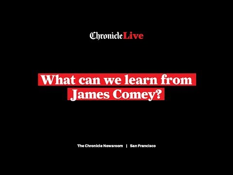 Chronicle Live: What can we learn from James Comey?