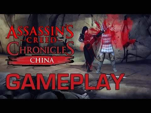 Stealth and Training Gameplay - Assassin's Creed ...