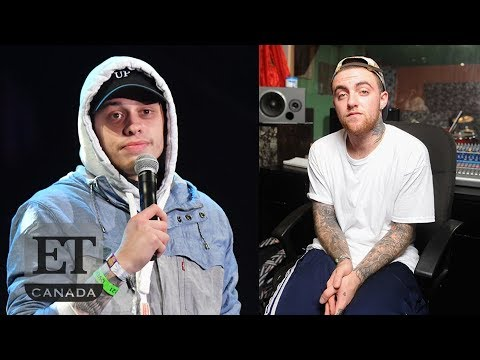 Pete Davidson Kicks Out Heckler After Mac Miller Comment