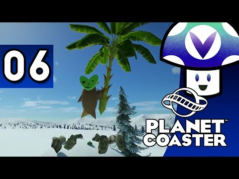 [Vinesauce] Vinny - Planet Coaster (part 6)