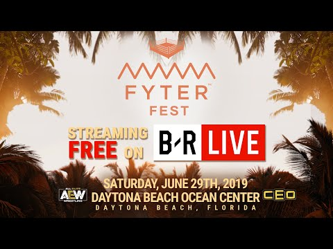Fyter Fest To Be Broadcasted On B/R Live For FREE