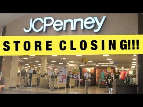 Store Closing: JCP At Christown Spectrum Mall | A To Z Retail