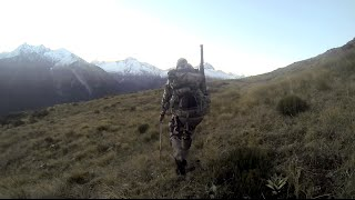 S:5 E:7 Chamois hunting in New Zealand with Remi Warren of SOLO HNTR