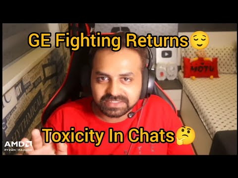 Binks Says GE Will Comeback Stronger😌Toxicity in Chats🤔