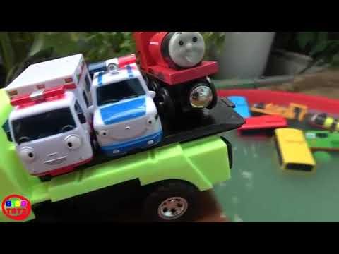 Томас и Автомобили Молния Маккуин Тайо Маленький Автобус ...
