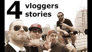 4 China Vloggers ► 4 Stories