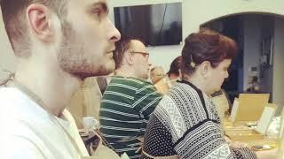 Русский Дом провел курс обучения живописи для участников реабилитационной программы