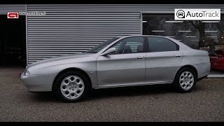 Alfa Romeo 166 Videos