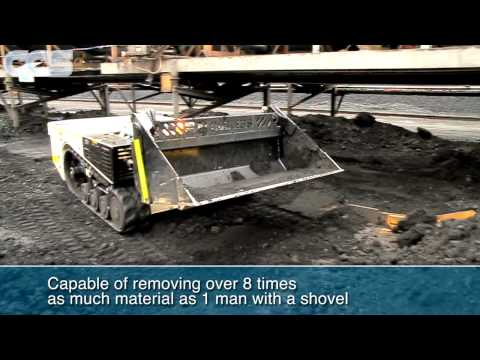 Compact Cleaning Solutions Mining Operations