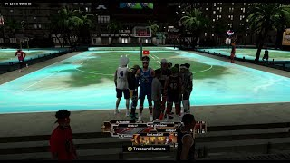 NBA 2K20 LIVE STREAM (XBOX) TREASURE HUNTERS GLASS-LOCK PARK GAMEPLAY | GAMERTAG: KingFrench2K