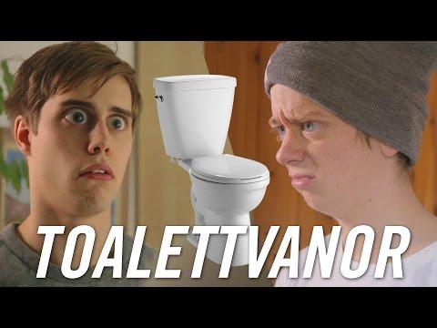 Toalettvanor