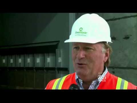 Zero Waste TV News report