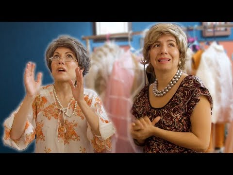 RITA MORENO catches the mitú ABUELAS In Her Dressing Room  One Day At A Time  mitú
