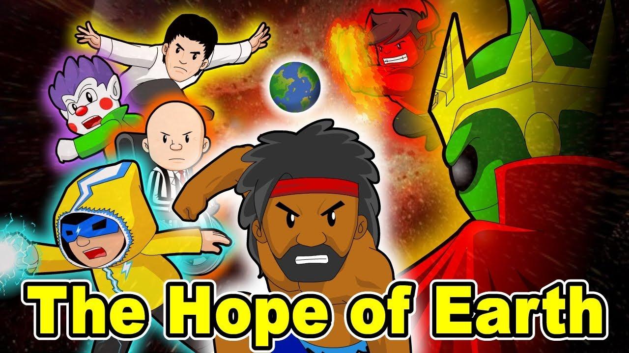 "16 mins Citi Heroes Series 32 ""The Hope of Earth"""