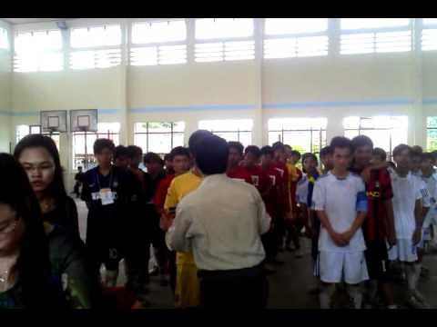 Trao giải bóng đá HKPĐ tỉnh Kiên Giang lần thứ XV năm 2012