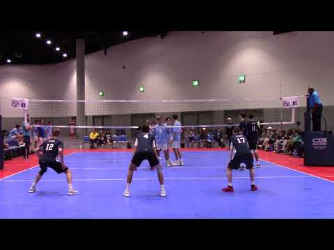 Day 2, Match 2 - SCVA 2018 Invitational, San Diego - 303 VBA