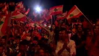 Fares Karam - Lawlak Ya Lebnan -  Beirut Souks / لولاك يا لبنان - فارس كرم