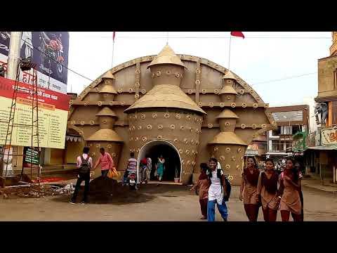 3 lakh pandal in yavatmal navratri