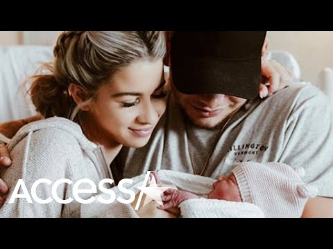 Kane Brown Welcomes Daughter Kingsley Rose With Wife Katelyn Jae