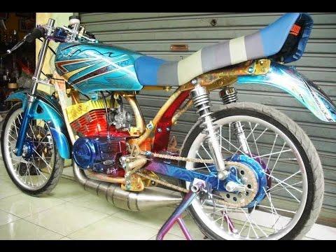 86 Gambar Motor Drag Yamaha Rx Paling Hist