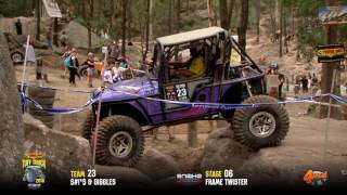 Tuff Truck Challenge 2016 - $#!*$ & GIGGLES on Frame Twister
