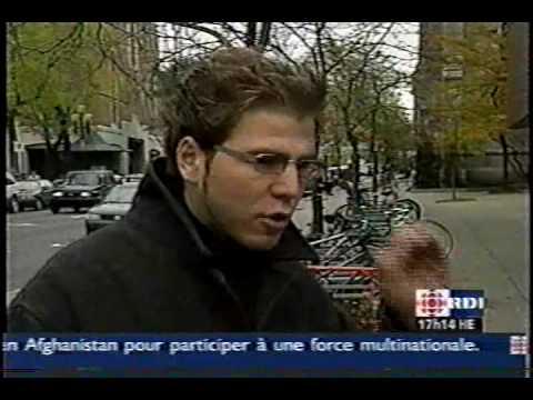 Pascal Bérubé - CNJPQ - 2001