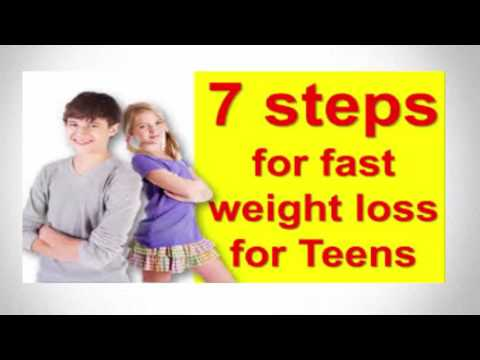 lose weight fast for teenagers 7 Simple Ways To Lose Weight for Teenagers quickly