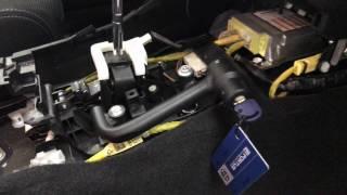 Механический блокиратор коробки передач Фортус (Мультилок)