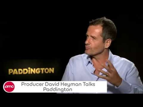 Producer David Heyman Chats PADDINGTON - AMC Movie News