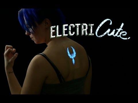 SparkFun ElectriCute - Elastolite Electronic Temporary Tattoo