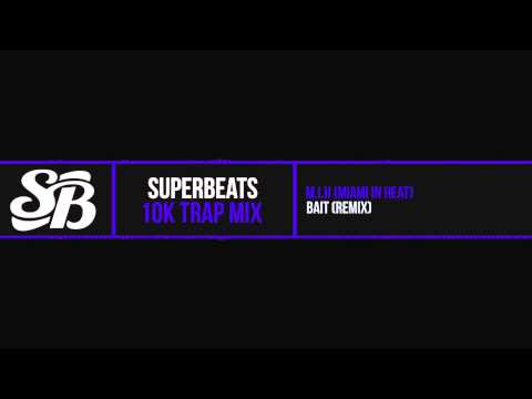 SuperBeats 10K Trap Music Megamix 2013 (Mixed By SKCBeatz)