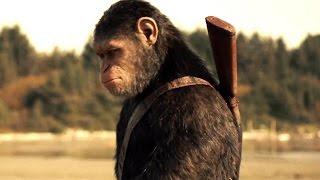 Planeta dos Macacos 3: A Guerra - Trailer HD Legendado [Woody Harrelson, Andy Serkis]