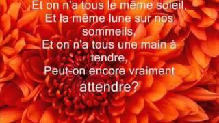Soleil - Grégoire (Vidéo/Paroles)