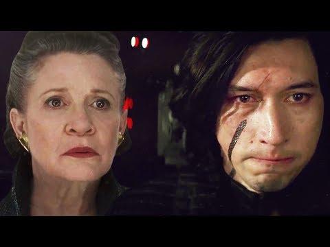 Matará Realmente Kylo a Leia en The Last Jedi - Star Wars