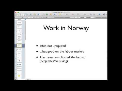 Norwegian language exams (free webinar)