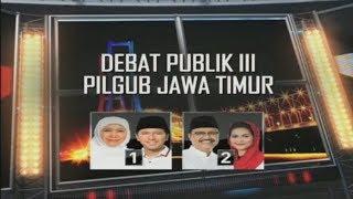 Video FULL - Debat Final Pilgub Jawa Timur download MP3, 3GP, MP4, WEBM, AVI, FLV Juli 2018