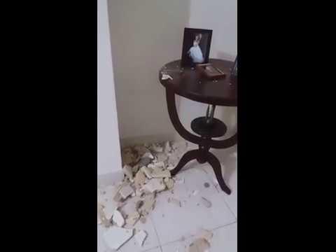 Iran earthquake 2017: Inside a newly build condo in Kermanshah - زمین لرزه ۷.۳ ریشتری در کرمانشاه