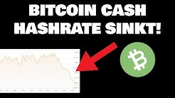 Bitcoin Cash Hashrate sinkt, wie geht es weiter?
